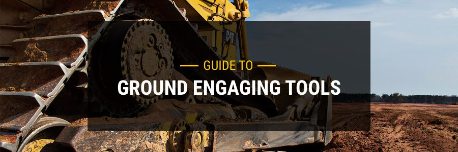 Guide to ground engaging tools